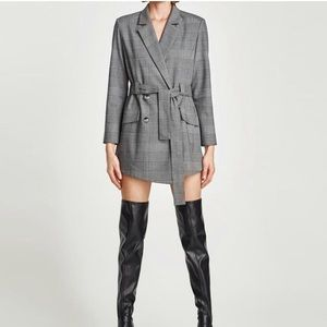 Zara blazer style romper